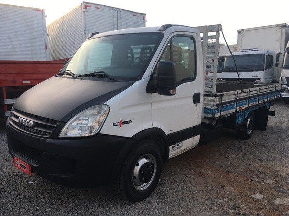Iveco Daily 35s14 Ano 2011 Carroceria
