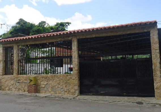 Los Teques Casa, Sec Quebrada De La Virgen