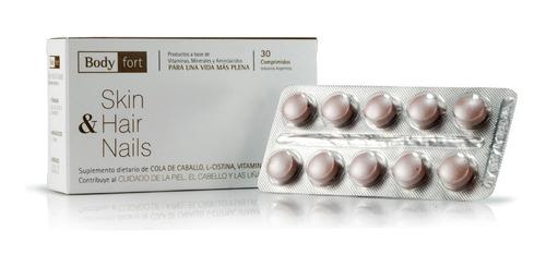 Vitaminas Skin Hair & Nails - Para Mujeres