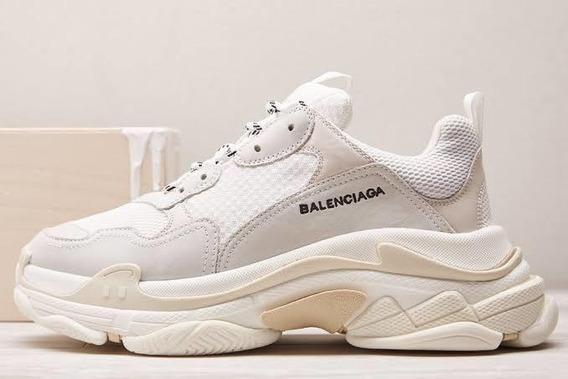 Balenciaga Triple S Branco Eu43