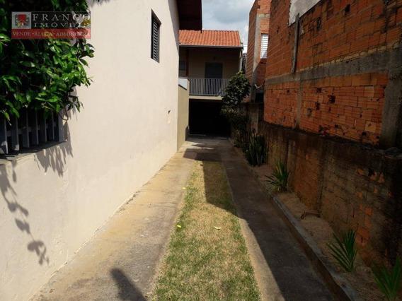 Casa Com 1 Dormitório Para Alugar, 60 M² Por R$ 830,00/mês - Ana Carolina - Valinhos/sp - Ca0490