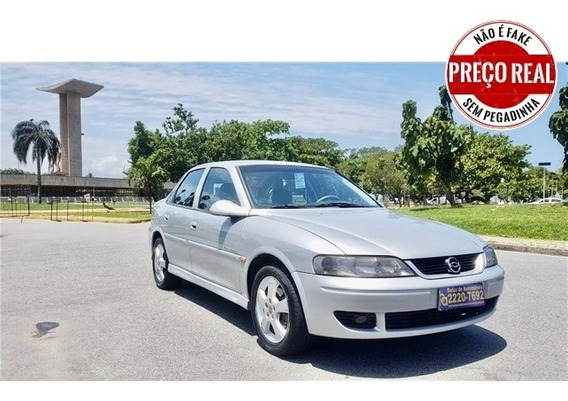 Chevrolet Vectra 2.2 Mpfi Challenge 16v Gasolina 4p Manual