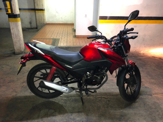 Honda Cb125f Año 2020