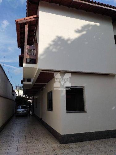 Imagem 1 de 30 de Sobrado À Venda 03 Suítes  Com Closet - Vila Galvão Guarulhos - Sp - So0753