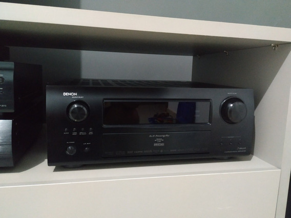 Receiver Denon Avr 4310 Ci 7.1 Zona 2 Home Theater