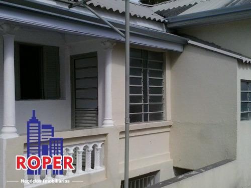 Imagem 1 de 9 de Casa Térrea Para Locação Com 2 Dormitórios/3 Vagas Na Vila Prudente, São Paulo - Ca00279 - 69500752