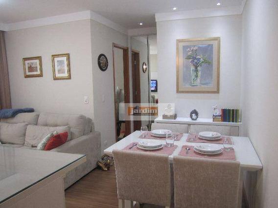 Apartamento Residencial À Venda, Vila Baeta Neves, São Bernardo Do Campo. - Ap4671