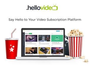 Script Hello Video Cms Completo Com Sistema De Login