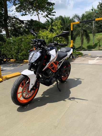 Ktm Duke 390 Ng -abs -con Sc Project