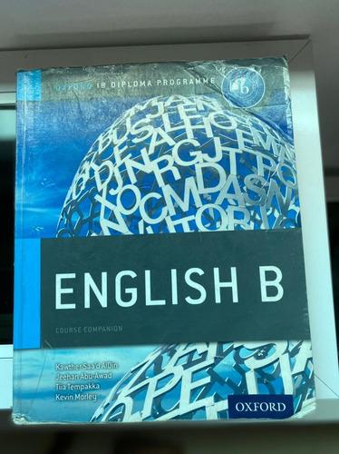 Libro English B Bachillerato International Editorial Oxford
