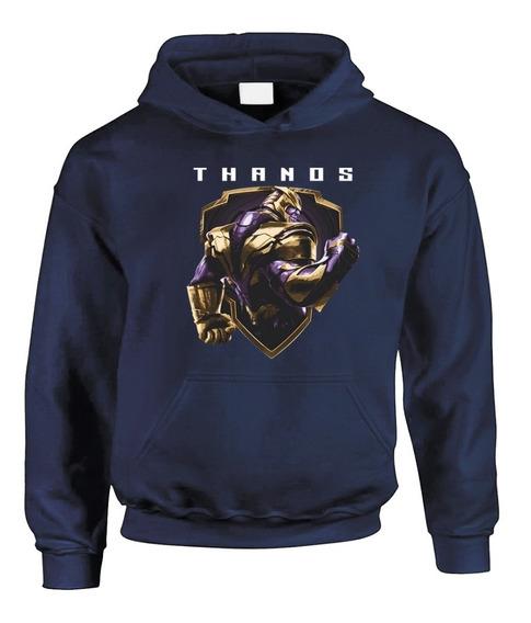 Sudadera Hoodie Avengers End Game Thanos Marino Envío Gratis