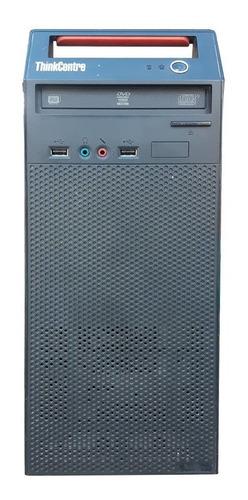 Cpu Lenovo Core 2 Duo 4gb Ddr3 Hd 160gb A70 Pc Computador