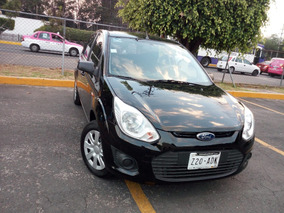 Impecable Ford Ikon 1.6 2015 Posible-cambio