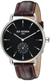 Watches Men Wb063bbr Ben Sherman Ben Sherman Wb063bbr
