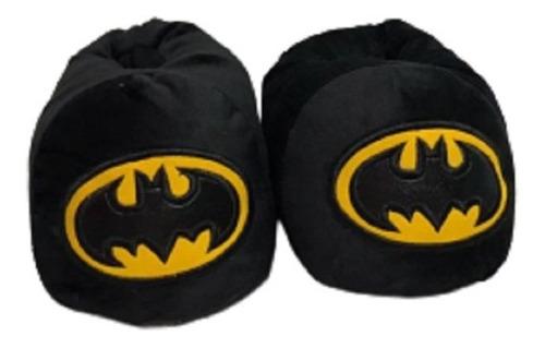 Babuchas Batman Adulto / Pantuflas Batman Adulto
