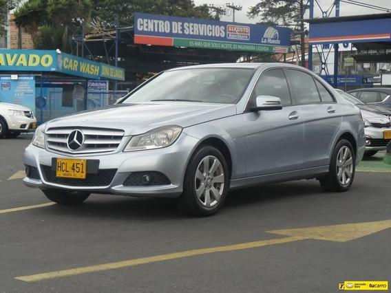 Mercedes Benz Clase C C 180 Cgi Mt 1600 Aa Ab