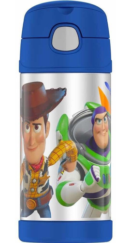 Termo Toy Story Marca Thermos 355ml 12 Hs Frío !!!