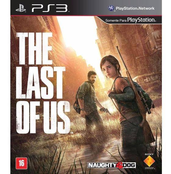Jogo Ps3 The Last Of Us Novo Lacrado E Original