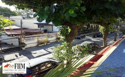 Imagem 1 de 15 de Casa Para Venda Em Rio De Janeiro, Campo Grande, 3 Dormitórios, 3 Banheiros, 2 Vagas - Fhm6745_2-1171089