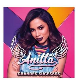 Cd Anitta - Grandes Sucessos - Lacrado