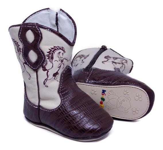 Bota Bebê Country Menino Menina Texana Rodeio Kifofo 1867