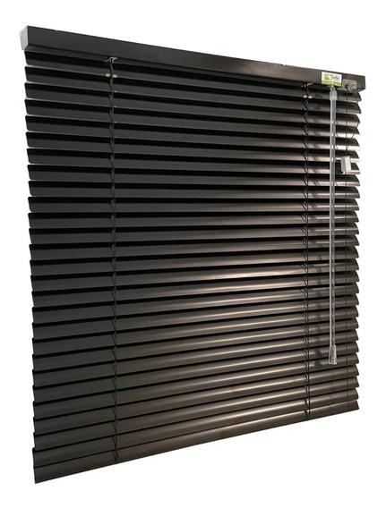 Persiana Horizontal De Alumínio 25mm Varias Cores