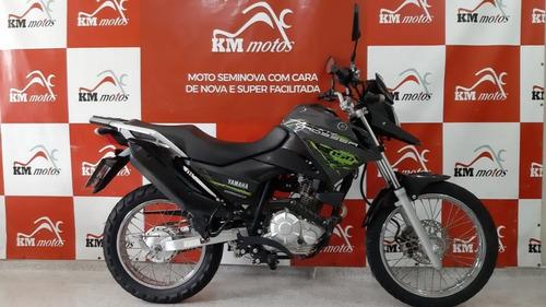 Yamaha Xtz 150 Crosser Ed  2016 Preta