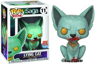 Funko Pop Lying Cat Saga 11