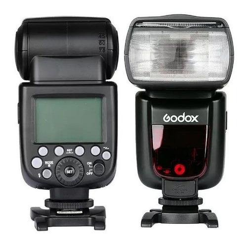 Imagem 1 de 5 de Flash Speedlight Godox Tt585 Nikon (ttl/hss) Tt585n 12x S/juros