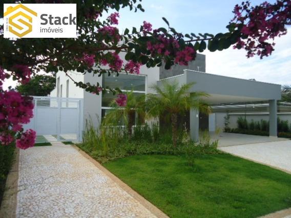 Ótima Casa No Condomínio Reserva De São Carlos,jundiaí. - Ca00914