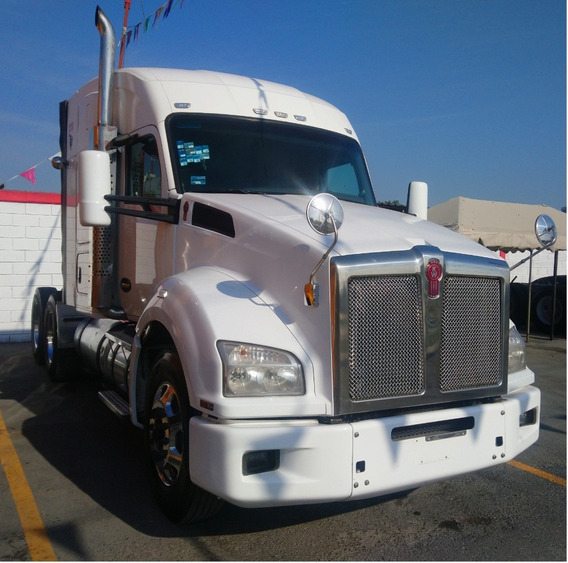 Tractocamion Kenworth T880 2015 Isx450hp 18vel 46k Libras