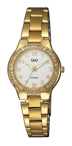 Reloj Q&q Mujer Colección De Lujo