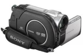 Filmadora Sony Handycam Dcr-dvd610