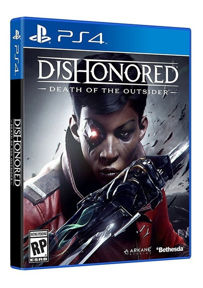 Ps4 Dishonored®: Death Of The Outsider