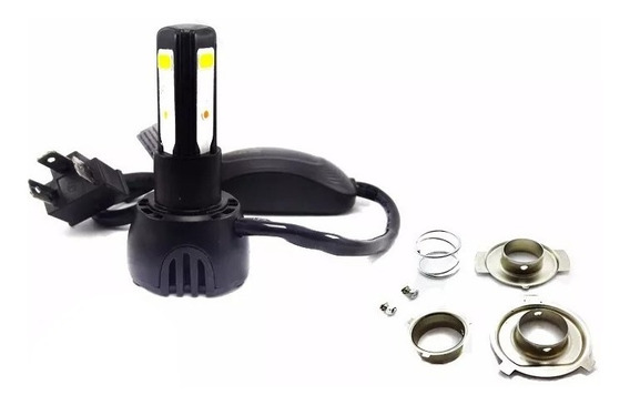 Lampada Farol Moto Led 4400 Lm Fan Titan 125 150 160 15923