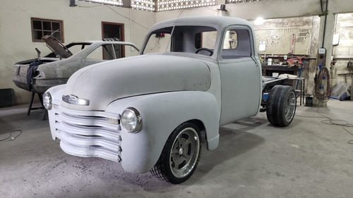 Pick-up Chevrolet 1950 Boca De Sapo Motor V8 Big Block 496