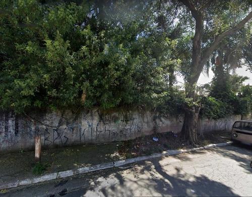 Terreno Residencial À Venda, Jardim Botucatu, São Paulo - Te0032. - Te0032