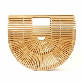 Bolsa De Bambu Blogueira Cult Gaia Crossbody Bag