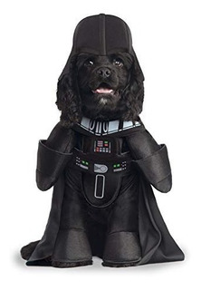 Disfraz De Mascotas Star Wars Darth Vader Perro Dog U S A