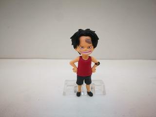 Coleccion Figuras One Piece Salvat Nº 48 Portgas D. Ace