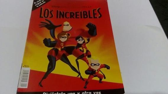 Revista Los Increibles El Comic Original De La Pelicula