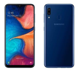 Samsung Galaxy A20 32gb 3gb Ram Dual Pant 6.4 Bat 4000mah