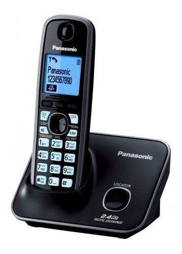 Teléfono Inalámbrico Panasonic Kx-tg3711