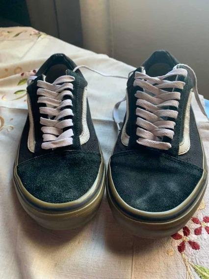 Zapatillas Vans Old Skool Suela Caramelo