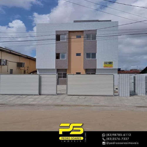 Apartamento Com 2 Dormitórios À Partir, 63 M² Por R$ 140.000 - Planalto Boa Esperança - João Pessoa/pb - Ap4129
