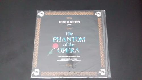 The Phamptom Of The Opera-highlights
