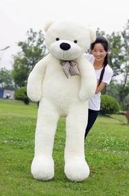 Urso Gigante 2 Metros Teddy Bear 200cm Pelucia - Bem Cheio