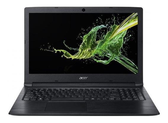 Notebook Acer Intel Core I5 4gb 1tb Tela 15,6 A315-53-55dd