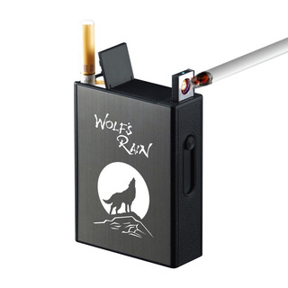 Caja De Cigarrillos Con Encendedores Paquete Completo 20 Pie