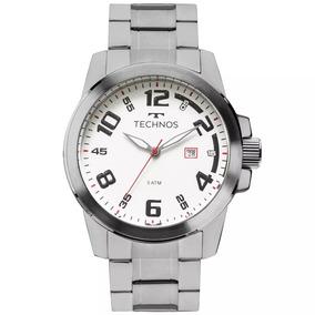 Relógio Technos Masculino Aço 2115mgr/1b
